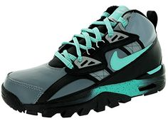 best website c138f 5126e Nike Mens Air Trainer SC Sneakrboot Magnet GreyWhiteBlkHypr Trq Boot 11  Men