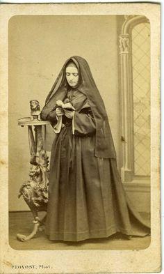 Late 1860's, Catholic Sister