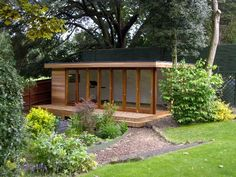 Garden Rooms | The Garden Escape