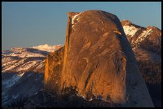 The Mighty Half Dome