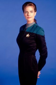 This is who I would be on Star Trek Jadzia Dax
