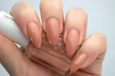 Essie in Mamba, love this color, a brownish nude color
