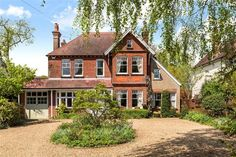 Savills - Petworth present this 7 bedroom character property in The Avenue, Chichester, West Sussex, Chichester, Property For Sale, Gardens, Cabin, House Styles, Bed, Character, Home Decor, Decoration Home