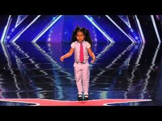 5-year-old girl's got 4 YES - America's Got Talent 2015