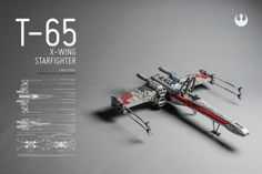 Awesome 'Star Wars' Vehicle Specifications In LEGO