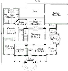 Extensive Bonus Space - 6289V | Southern, Traditional, Photo Gallery, 1st Floor Master Suite, Bonus Room, CAD Available, PDF, Corner Lot | Architectural Designs