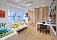 Compact Mini Apartment of Only 30 Square Meters in Manhattan - Architecture Admirers