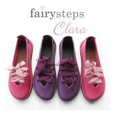 fairysteps shoes & accessories - CLARA Shoes