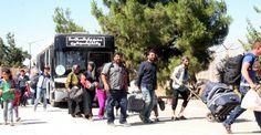 35 bin Suriyeli Türkiye'ye geri döndü