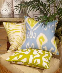 - Naples Collection -Beach PIllows- Coastal Pillows