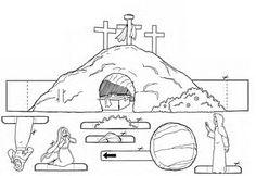Clasedereli: Manualidades para Semana Santa