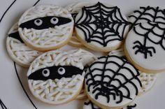 Trick or Treat? Galletas para Halloween