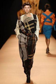 Vivienne Westwood Autumn/Winter 2007 Ready-To-Wear Collection | British Vogue