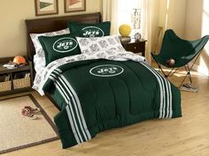 New York Jets #NFL bedding sets