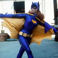 """Yvonne Craig is best known for playing Batgirl in the '60s television show """"Batman."""""""