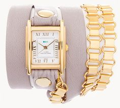 La Mer watch, a must have in every jewelry collection!