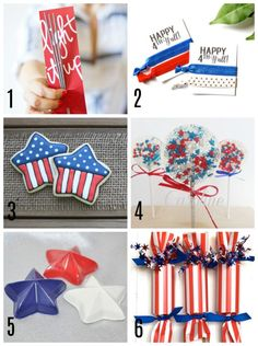 Welcome to part three of my Party Planning Challenge! We're all planning our of July parties together, a little bit every day, just in time for the Kid Party Favors, Diy Party, 4th July Crafts, Teacher Party, 4th Of July Party, Childrens Party, Baby Shower Parties, Party Planning, Challenge