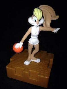 """Sorpresa Happy Meal -McDonald- del 1996 Serie """"Looney Tunes"""""""