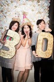 party theme for a girl 30th - Google Search