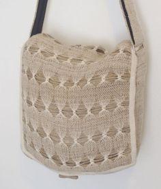 Brand New Stylish Hemp Shoulder Cross Body #Bag With Adjustable Strap | #eBay