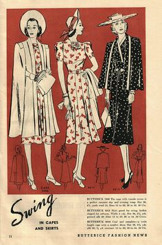 I like the insert on the middle one.  1938