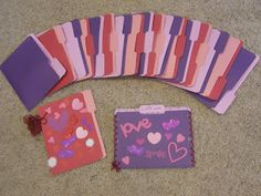 valentines idea for Girl Scouts