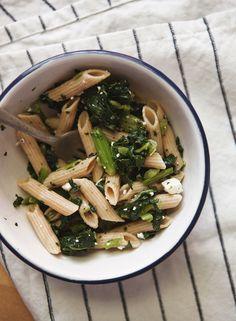 Broccoli Rabe Pasta Salad With Meyer Lemon Vinaigrette - Free People ...