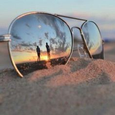 5 Reasons Never to Leave Home Without Your Sunglasses | Cool photo idea for the next vacation                                                                                                                                                     More