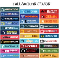 US Network TV Series Fall/Spring Season Sticker by FasyShop