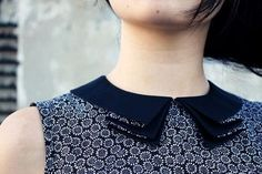 Creative collars / details / SECOND STREET