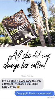 Need too loose weight ? But love coffee ? No worries ! I've got you covered ! I love love love itworks Keto coffee It Works Global, My It Works, It Works Marketing, Sales And Marketing, It Works Reviews, It Works Distributor, Coffee Review, It Works Products, Crazy Wrap Thing
