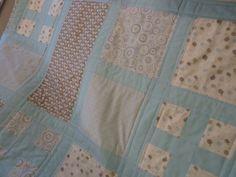 My first big 'posh' quilt....