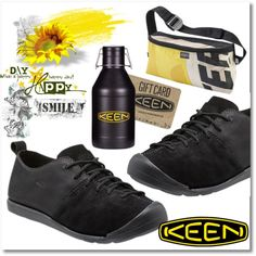 So Fresh and So Keen: Contest Entry by silvijo on Polyvore featuring Keen Footwear and keen