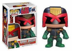 Judge Dredd Funko Pop