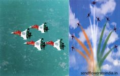 Celebrating Indian Air Force Day.. Touch the Sky with Glory!!!