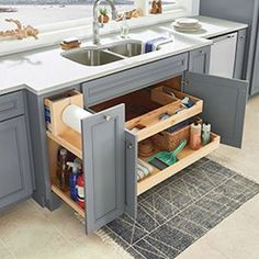 Gorgeous Kitchen Organization Ideas For Your Kitchen. More from my Gorgeous Farmhouse Kitchen Storage Inspiration Gorgeous Small Kitchen Remodel Amazing Kitchen Organization Hack Ideas on a Top Small Kitchen Storage. Home Decor Kitchen, Interior Design Kitchen, New Kitchen, Rustic Kitchen, Eclectic Kitchen, Kitchen Furniture, Decorating Kitchen, Kitchen Modern, Country Kitchen