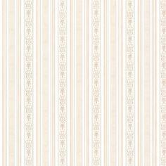 "Juliette Baptista 33' x 20.5"" Stripes 3D Embossed Wallpaper"