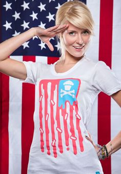Love this t-shirt    Johnny Cupcakes / Shop Details