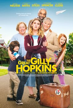 09/09: The Great Gilly Hopkins (2016)