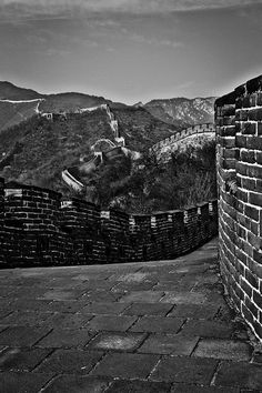 I walked the badaling section of the Great Wall man was it steep and uneven
