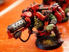Ork army - Evil Sunz (Nob finished! > p.2) - Forum - DakkaDakka | It's better to look good than to play good.