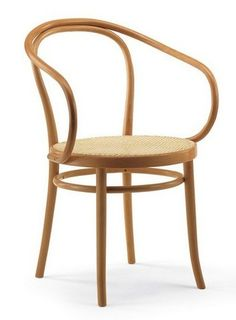 This Is The B9 Bentwood Armchair That Le Corbusier Liked So Much; Youu0027ll