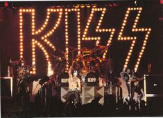 An awesome poster of KISS live on stage! Published in 1999. Fully licensed. Ships fast. 24x34 inches. Rock n' Roll all night and party every day with the rest of our amazing selection of KISS posters!