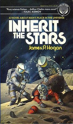 Inherit The Stars - James P. Hogan (Hamilcar's Books)