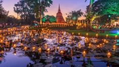 General Information about Sukhothai / Thailand Today I will give you detailed information about another city in Thailand; If you like to visit historical places and you will not be bored… Bangkok Travel, Dolores Park, Thailand, City, Travel Ideas, Places, Cities, Vacation Ideas, Lugares
