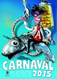 Carnaval de Alicante 2015. Alicante.