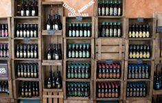 cervezasagra.es - Tienda en la Fábrica de Cerveza SAGRA de Numancia de la Sagra (Toledo).