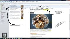 More menu planning with Evernote...for spontaneity