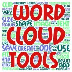 You can use Wordle to create word clouds, but did you know about Tagul, Tagxedo, WordItOut and ABCya too? Perfect for wordart and other graphic projects. School Tool, End Of School Year, High School, Create Word Cloud, Student Council Campaign, Tagxedo, Word Clouds, Shapes Images, Teacher Treats