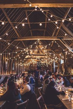 34 Best Barn Wedding Lighting Images